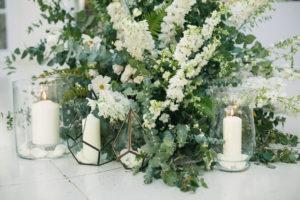 wedding metal art, Pesh Flowers, Hurlinghamwedding, floral arch. weddingflorist, London wedding