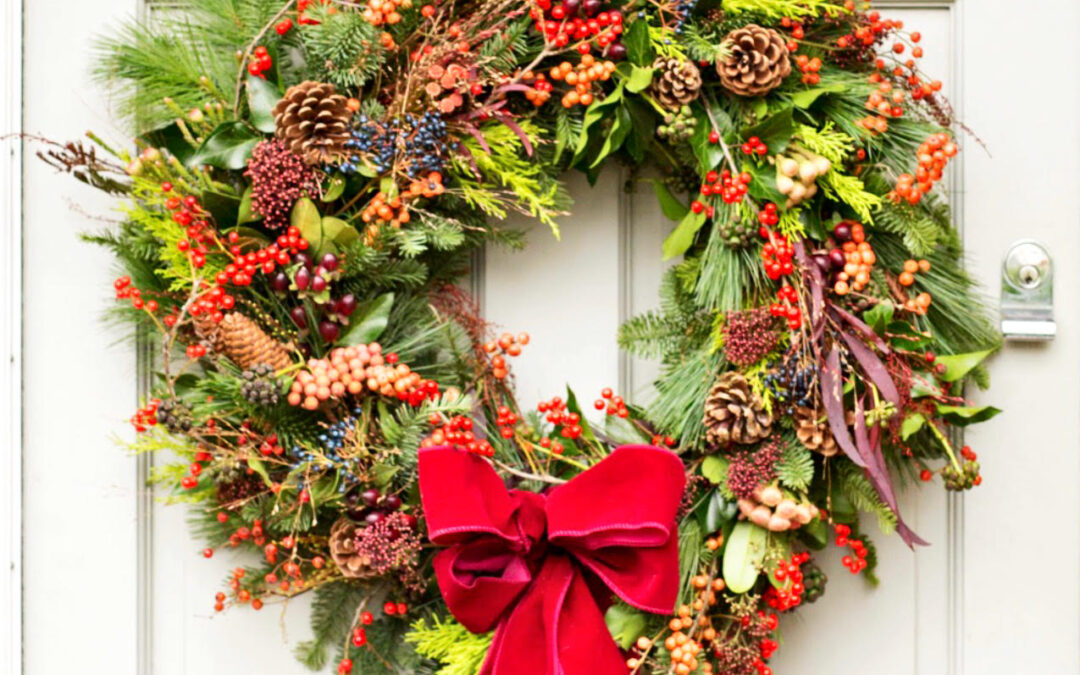Wreath making – Home DIY kits